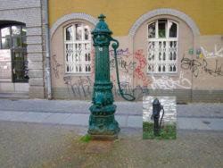 Berlin pump