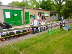 Colin's Train