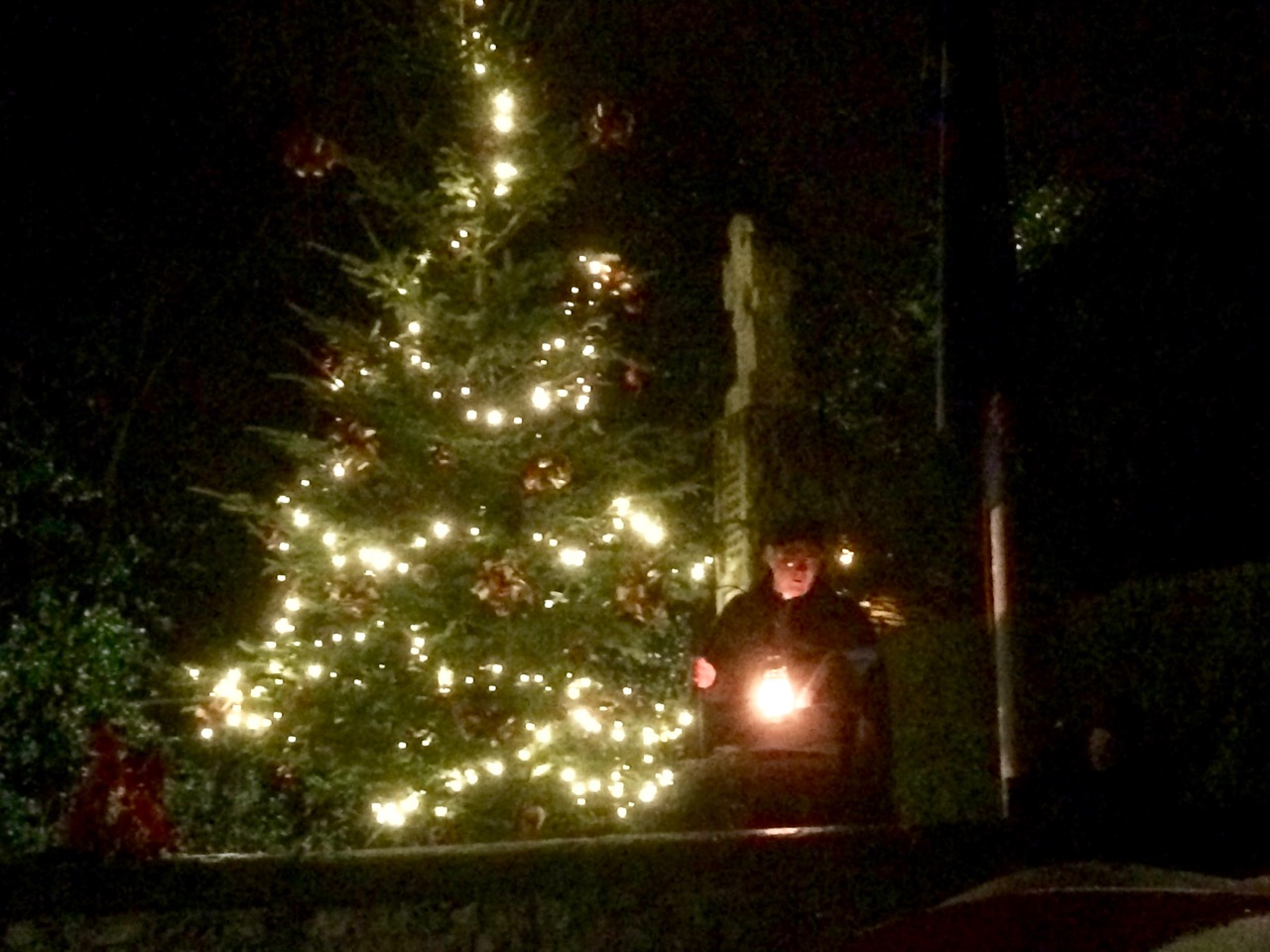 Christmas Spirit Shines Through Weather | Burghwallis Parish Council