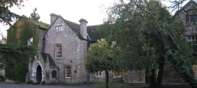 The manor house was also once a convent